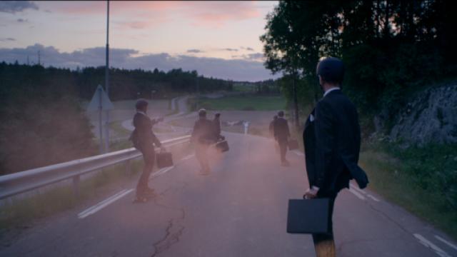 film still My Recurring Dream – Cold Mailman