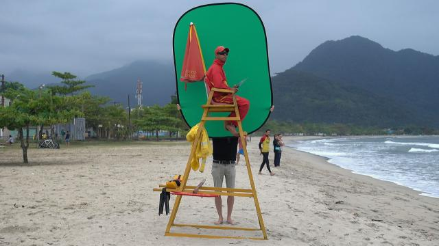 film still Green Screen Gringo