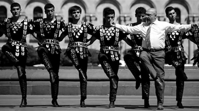 Filmstill Moving Yerevan