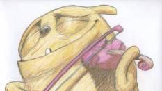 film still Horn Dog