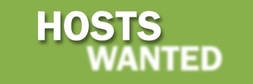 Hosts Wanted